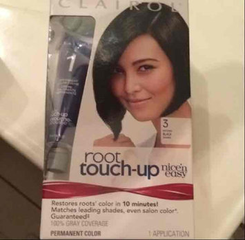 Clairol Nice 'N Easy Permanent Color 2BB/124 Natural Blue Black uploaded by Michelle C.