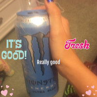 Monster Energy Ultra Blue uploaded by Heather F.