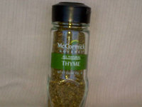 McCormick Gourmet Thyme uploaded by Ginette C.