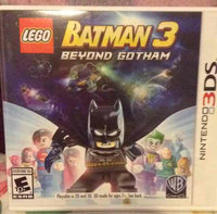 Warner Brothers Lego Batman 3: Beyond Gotham - Nintendo 3ds uploaded by Stefanie B.