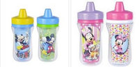 The First Years 4pk Disney Minnie Mouse/Princess Sippy Cup uploaded by shaya u.