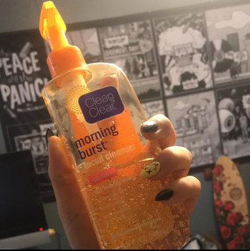 Photo of Clean & Clear® Morning Burst® Facial Cleanser uploaded by Caitlyn C.