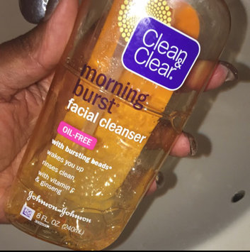 Clean & Clear Morning Burst Oil-Free Facial Cleanser uploaded by Althea S.