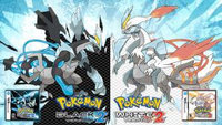 Pokemon Black and White Version 2 uploaded by Lorraine B.