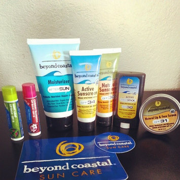 Beyond Coastal AfterSun Moisturizer uploaded by Leslie V.