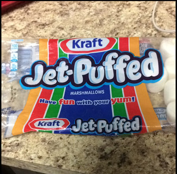 Kraft Jet-Puffed Marshmallows uploaded by Tara H.