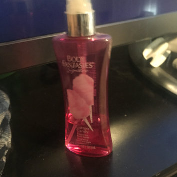 Photo of Body Fantasies Cotton Candy 3.2 FL OZ Fragrance Body Spray - PARFUMS DE COEUR uploaded by Emily H.