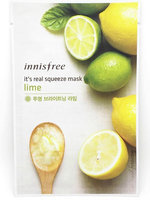 Innisfree - It's Real Squeeze Mask (Lime) 10 pcs uploaded by Vanna L.