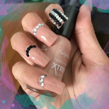 Photo of Sally Hansen® Hard As Nail Xtreme Wear Nail Color uploaded by Jennifer A.