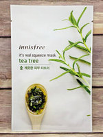Innisfree - It's Real Squeeze Mask (Bija) 10 pcs uploaded by Vanna L.