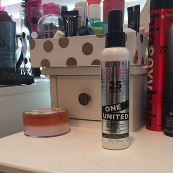 Photo of Redken One United All-In-One Multi-Benefit Treatment uploaded by Taylor W.
