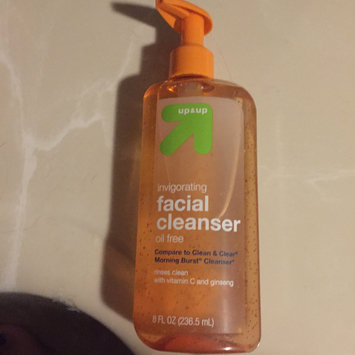 Photo of up & up Facial Cleanser - Morning Burst - 8 oz uploaded by Kaylee C.