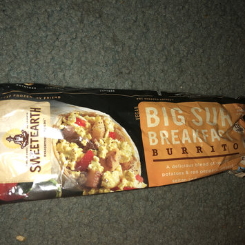 Photo of Sweet Earth Natural Foods Sweet Earth Big Sur Breakfast Burrito 7 oz uploaded by Alexxandria H.