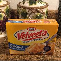 Kraft Velveeta Shells and Cheese Family Size Original 24 oz uploaded by Corrine B.