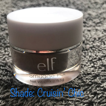Photo of e.l.f. Smudge Pot Cream Eyeshadow uploaded by Tammy C.