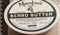 Maestro's Classic Beard Butter Mark of a Man Blend uploaded by Skylar H.