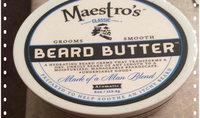Maestro's Classic Beard Butter Mark of a Man Blend uploaded by Skylar H.