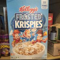 Kellogg's® Frosted Krispies® Cereal uploaded by Deborah C.