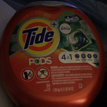 Photo of Tide PODS® Plus Febreze™ Laundry Detergent uploaded by T M.