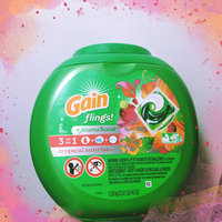 Gain Flings Tropical Sunrise Scent Laundry Detergent Pacs uploaded by Chatel P.