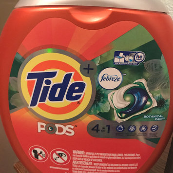 Photo of Tide PODS® Plus Febreze™ Laundry Detergent uploaded by Victoria R.