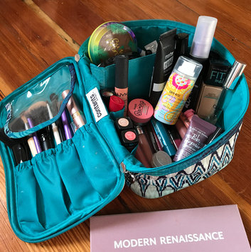 Photo of Allegro Contents Urban Bohemian Train Case uploaded by Kristen C.