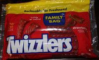Twizzlers Twists Strawberry uploaded by Stephanie B.