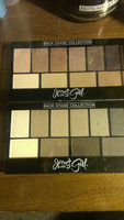 Jesse's Girl Cosmetics 9 Pan Eye Shadow Compact, Brown Eyed Girl, .22 oz uploaded by shannon e.