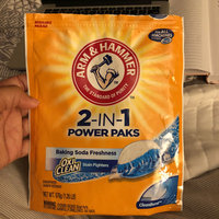 ARM & HAMMER™ Crystal Burst Ultra Power Plus OxiClean Packs uploaded by Khadijah N.