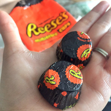 Photo of Reese's Dark Chocolate Miniature Peanut Butter Cups uploaded by M M.