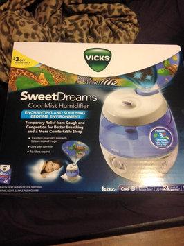 Photo of Vicks® Sweet Dreams Cool Mist Humidifier uploaded by DeAngela B.