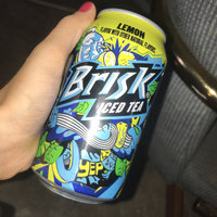 Brisk Lemon Iced Tea uploaded by Dakota H.