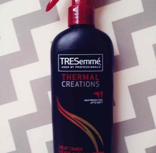 TRESemme Thermal Creations Heat Tamer Protective Spray uploaded by Marissa M.