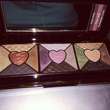 Too Faced Love Eyeshadow Palette uploaded by Daniela G.
