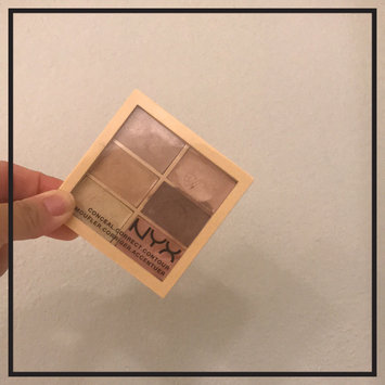 NYX Conceal, Correct, Contour Palette uploaded by Amee H.