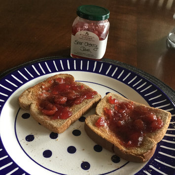 Photo of Stonewall Kitchen Sour Cherry Jam, 12.5 oz uploaded by Ashleigh S.