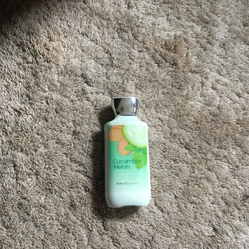 Photo of Bath & Body Works Signature Collection Cucumber Melon Body Lotion uploaded by Ritu S.