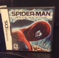 Activision Spider-Man Edge of Time - Action/Adventure Game Retail - Cartridge - Nintendo DS uploaded by stefanie b.