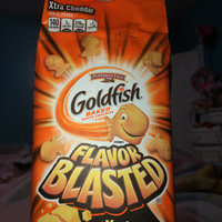 Goldfish® Flavor Blasted Xtra Cheddar Baked Snack Crackers uploaded by Evelyn H.