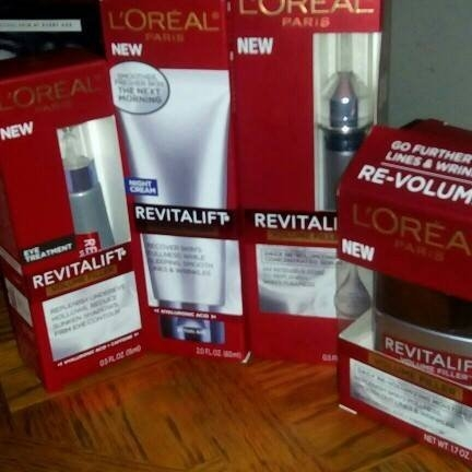 L'Oréal Paris® Revitalift® Anti-Wrinkle + Firming Night Cream 1.7 oz. Jar uploaded by Tracy M.