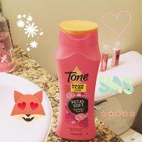 Tone® Petal Soft Beautifying Body Wash 16 fl oz. Bottle uploaded by Valerie Renata A.
