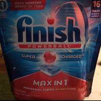 Finish® Powerball® Max in 1® Automatic Dishwasher Detergent Tablets uploaded by Jill R.