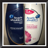 Head & Shoulders Smooth & Silky Dandruff Conditioner uploaded by Tracie C.