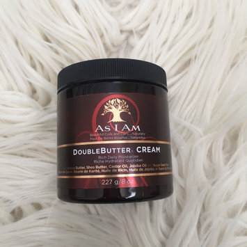 Photo of As I Am DoubleButter Cream Rich Daily Hair Moisturizer uploaded by Mariah C.