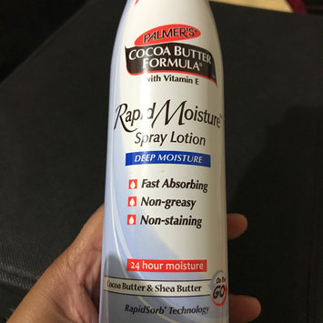 Photo of Palmer's Cocoa Butter Spray Lotion 7 oz uploaded by Sash N.
