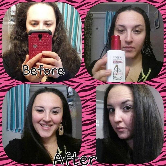 L'Oréal Paris Hair Expertise Total Repair 5 uploaded by Mindy H.