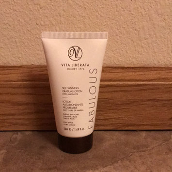 Photo of Vita Liberata Fabulous Self Tanning Gradual Lotion uploaded by Miranda F.