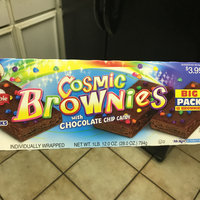 Little Debbie® Cosmic Brownies With Chocolate Chip Candy uploaded by Tania :.