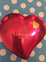 Godiva Valentine's Day Message Truffles Milk, Dark, White uploaded by Jonalynn L.