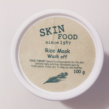 Photo of Skinfood - Rice Mask Wash Off 100g uploaded by Karen L.
